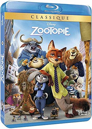 Zootopie [Blu-ray]