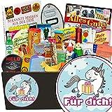 Für Dich (mit Einhorn) | 24x Allerlei | Geschenk Ideen | DDR Set