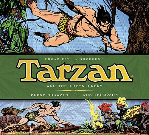Tarzan - Tarzan and the Adventurers (Vol. 5) por Burne Hogarth