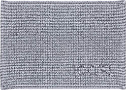 Joop! Badematte Signature grau Größe 50x70 cm