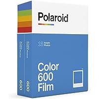 Polaroid - 6012 - Pellicola istantanea Colore per 600 e i-Type – Confezione doppia
