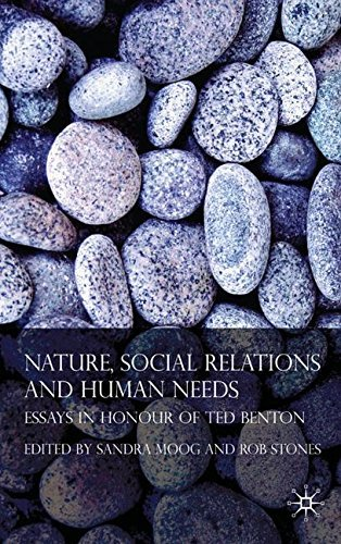 Nature, Social Relations and Human Needs: Essays in Honour of Ted Benton (2008-12-15)