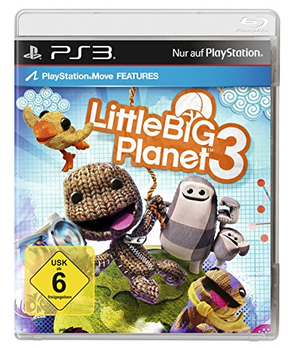 Little Big Planet 3 - [PlayStation 3]