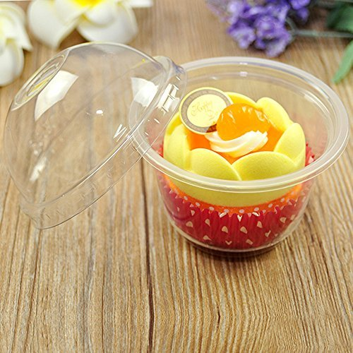 100x-mini-clear-plastic-bpa-free-ice-cream-cup-containers-w-holes-in-lids-for-small-spoons-and-straw
