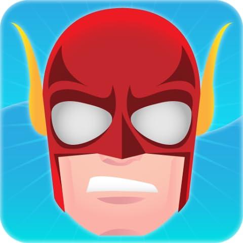 Superhelden Spiele (Superhelden Spiele)