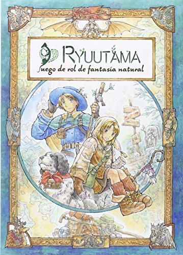 Ryuutama: Juego de rol de fantasía natural