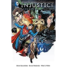 Injustice: Gods Among Us: Year Three Vol. 2 by Brian Buccellato(2016-02-16)