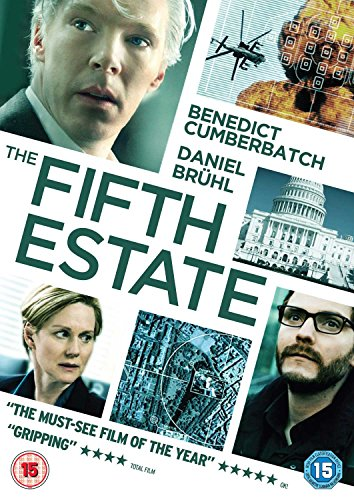 The Fifth Estate [DVD] [UK Import]