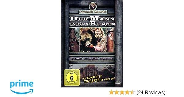 Der Mann In Den Bergen 37 Episoden Auf 10 Dvds Amazonde