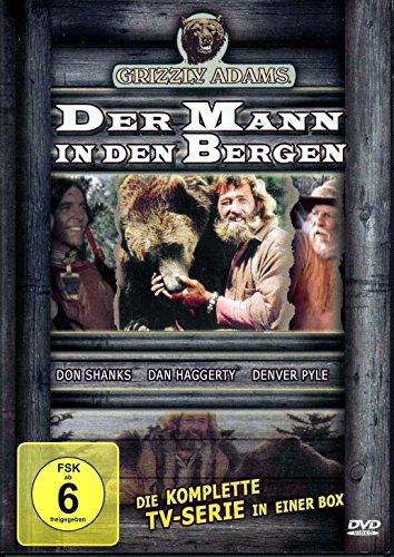 Der Mann in den Bergen ( 37 Episoden auf 10 DVDs)
