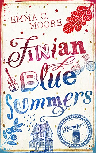 Finian Blue Summers von [Woolf, Marah, Moore, Emma C.]