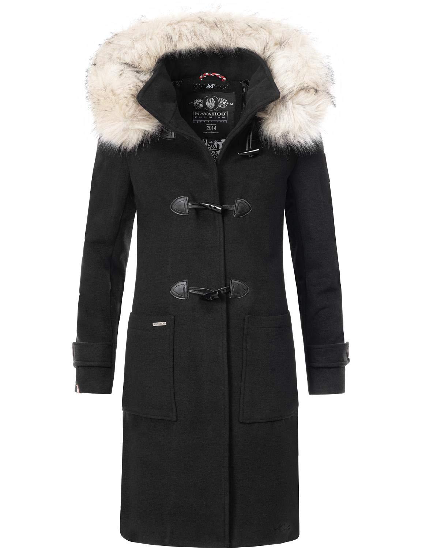Navahoo Damen Winter Mantel Winterparka Oksana 5 Farben XS-XXL
