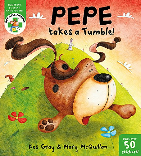 Pepe takes a Tumble (Get Well Friends)