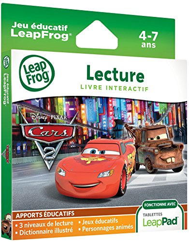leapfrog-89030-jeu-educatif-et-scientifique-leappad-leappad-2-explorer-ultre-e-livre-cars-2-modele-a