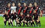 Infinite Arts Bayer 04 Leverkusen (22inch x 14inch/56cm x