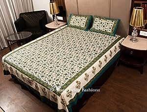 Indien Mandala hippie Décoration de Noël ou Résidence Taie d'oreiller Decor Lit avec couvre-lit 228,6x 266,7cm