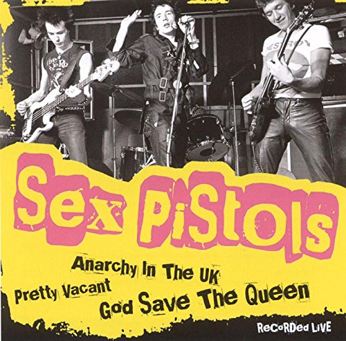 Sex Pistols -Anarchy in the UK
