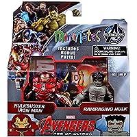 Diamond Select Marvel Avengers Serie 63 Stormbreaker Pack 2 figuras: Hulkbuster ...
