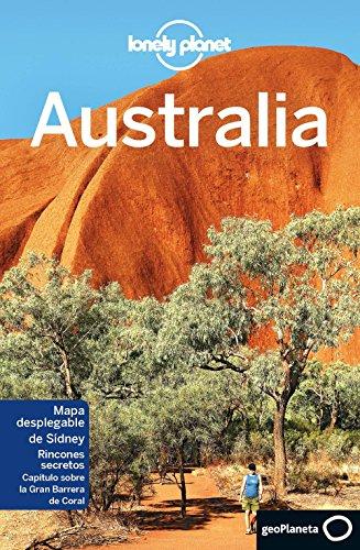 Portada del libro Australia 3 (Guías de País Lonely Planet)