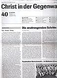 Was ist besser: Adulte Stammzellen oder embryonale?, in: CHRIST IN DER GEGENWART, 40/2011, 7. Oktober.