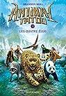 Animal Tatoo saison 1, Tome 01 : Les quatre élus par Mull