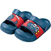 Kids Clogs Mules Garden Shoes Clogs Sandals Lightweight Beach Pool Sandals for Baby Kids Clogs Sandals Toddler Slippers…