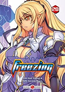 Freezing Edition simple Tome 20