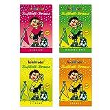 Fußball-Brause, 8 Tütchen, Lutz Mauder, ideal zum Kindergeburtstag, Partyartikel