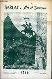 SARLAT ART ET TOURISME - 1966 - PERIGORD NOIR.