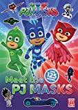 Meet the PJ Masks!: A PJ Masks sticker book