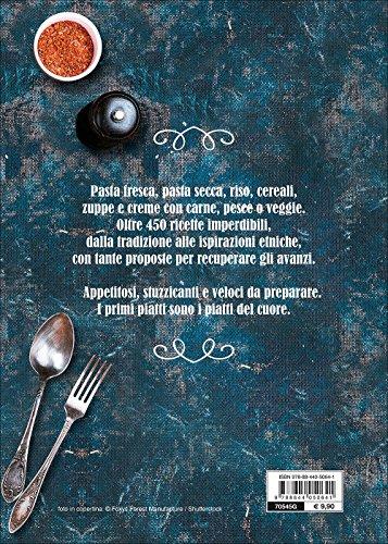 Zoom IMG-1 il libro dei primi piatti