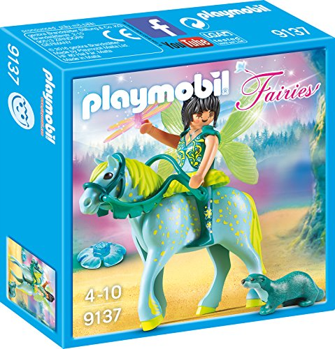 PLAYMOBIL 9137 - Wasserfee mit Pferd
