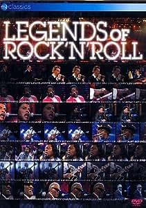 Various Artists - Legends of Rock 'N' Roll