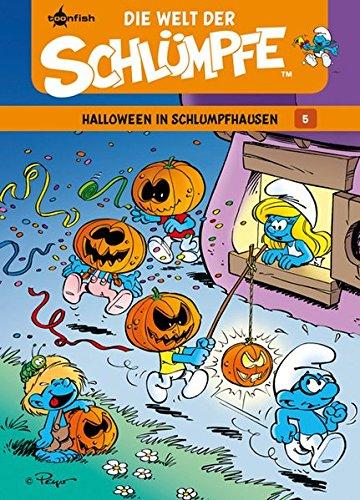 Schlümpfe Die Welt der Schlümpfe: Band 5. Halloween in Schlumpfhausen (Halloween Schlümpfe Les)