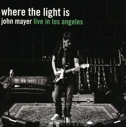 Where The Light Is: John Mayer Live In Los Angeles [2 CD] (Los Angeles Cd)
