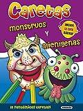 Libros Descargar en linea Monstruos y alienigenas Caretas (PDF y EPUB) Espanol Gratis