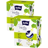 Bella Herbs Panty Liners With Tilia Flower 120 PCS