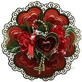 Gunthart Praline Red Bouquet