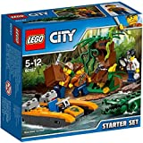 LEGO City In/Out 2017 - Jungla: Set de introducción (60157)