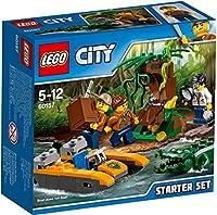 Esplora la misteriosa giungla LEGO® City e fai scoperte sorprendenti Carica le attrezzature sulla barca e addentrati nella giungla inesplorata. Guarda quella rana tropicale Fermati e prendi la lente d'ingrandimento per osservare la rana più da vicino...