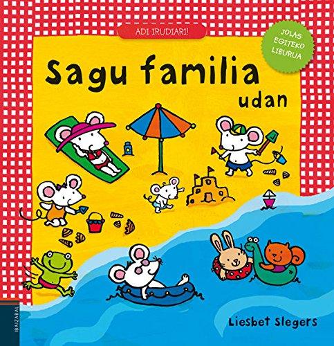 Sagu familia udan (Jolaserako Liburuak) por Liesbet Slegers