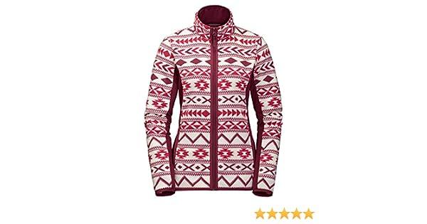 3cf3cc9fad Jack Wolfskin Women's Hazelton Flex Jacket: Amazon.co.uk: Sports & Outdoors