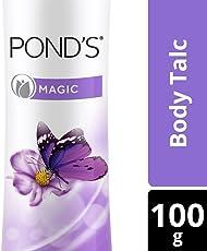 Pond's Freshness Talc, Magic, 100g