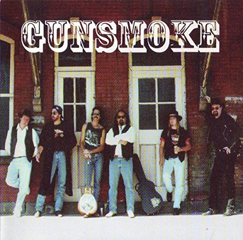 CD.GUNSMOKE.BEST SOUTHERN ROCK BAND.USA 95. LIKE ALLMAN /REBEL STORM/SEXTET.