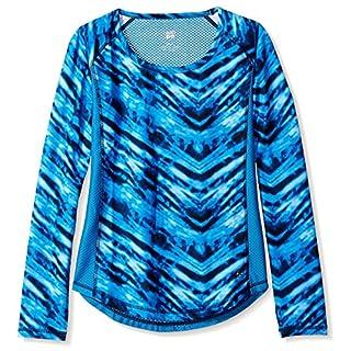 ABS by Allen Schwartz Activewear Women's Novelty Pull Over, Indigo, L