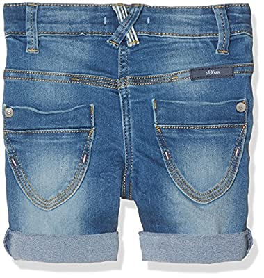 s.Oliver Girl's Short Jeans