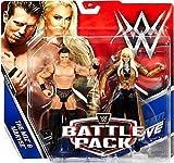 WWE Battle Pack Series 46 Action Figure - The Miz & Maryse
