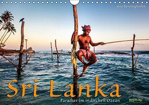Sri Lanka - Paradies im indischen Ozean (Wandkalender 2018 DIN A4 quer): Die ganze Vielfalt Sri Lankas in 12 Fotografien für das ganze Jahr. (Monatskalender, 14 Seiten ) (CALVENDO Orte)