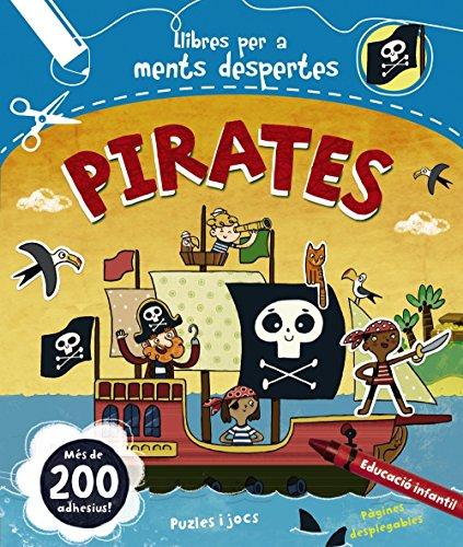 Aquest fantàstic llibre conté pàgines i pàgines de trencaclosques i jocs facinants sobre els pirates. Hi ha activitats divertides amb adhesius, dibuixos per punts senzills, laberints, exercicis de comptar, jocs de combinació i activitats de retallar ...