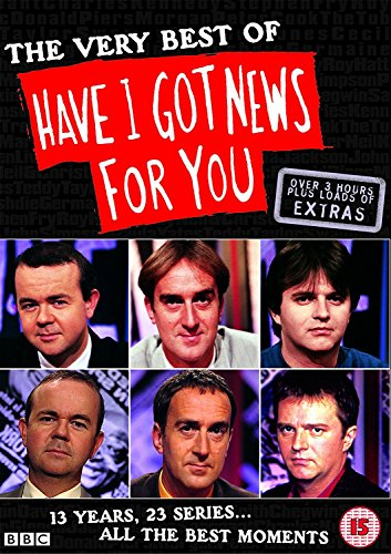 The Very Best Of Have I Got News For You [UK Import]